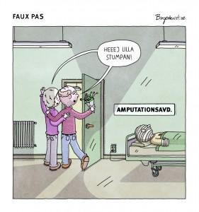 Birgerkvist: Faux Pas
