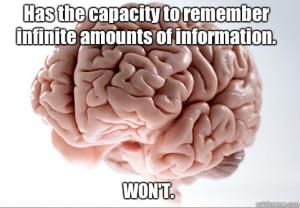 Scumbag Brain #6